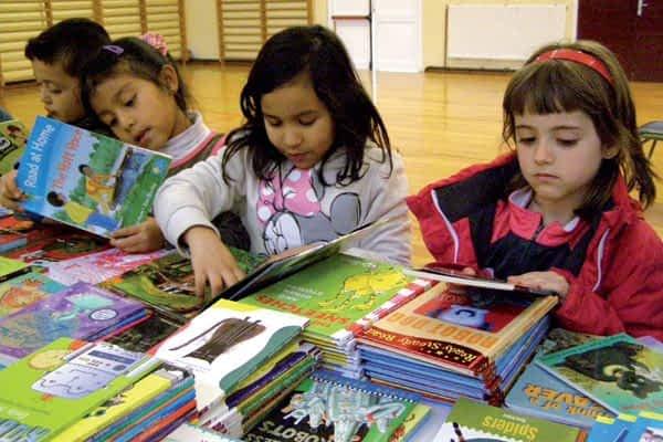Remontival celebró su I Feria del Libro en Lengua Inglesa