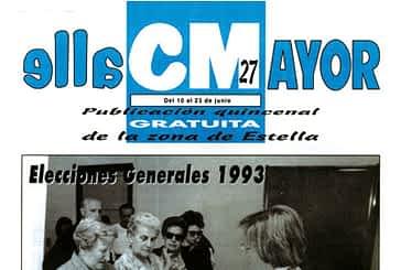 CALLE MAYOR 027 - ELECCIONES GENERALES 1993
