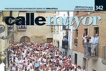 CALLE MAYOR 342 - TIERRA ESTELLA, EN BLANCO Y ROJO