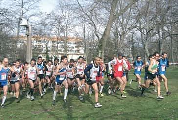 Fiesta de atletismo en Los Llanos