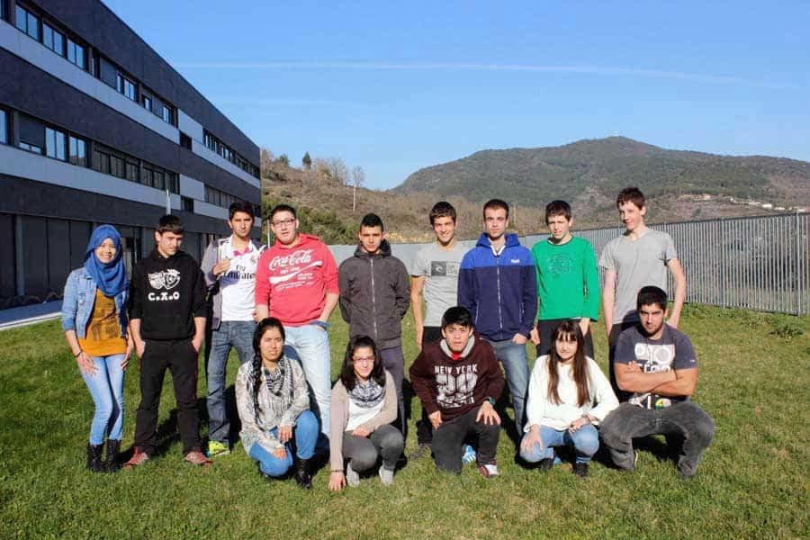 Estudiantes del IES se acercan al mundo laboral