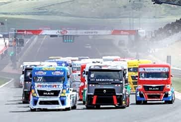El GP Camión convocó a 35.000 espectadores en Los Arcos