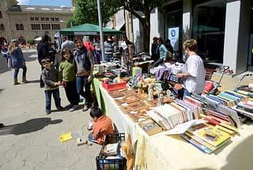 La asociación Egapeludos recoge artículos para sus mercados solidarios