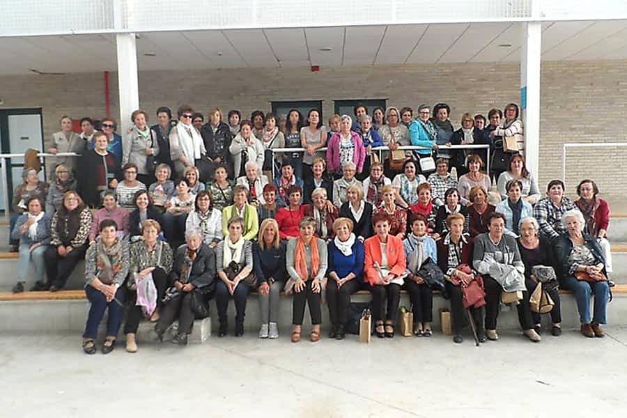 Valdega acogió el Encuentro de Mujeres de la zona Ancín-Améscoa