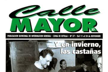 CALLE MAYOR 037 - Y EN INVIERNO, LAS CASTAÑAS