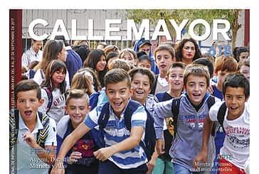 CALLE MAYOR 618 - LA VUELTA AL COLE LLENÓ DE ILUSIÓN ESTELLA