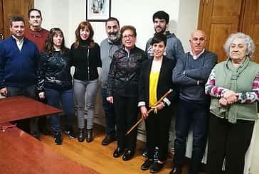 Mª José Calvo, nueva alcaldesa de Villatuerta