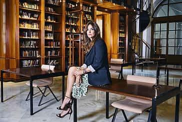 Mariló Montero presentó 'La maestra', su nuevo libro sobre María de Maeztu