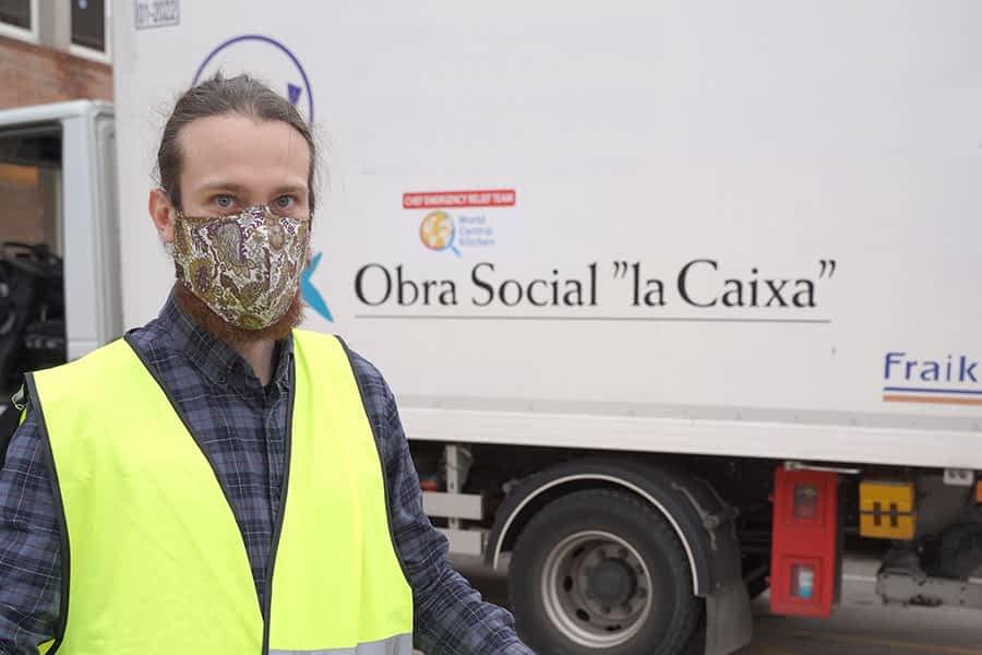 """La Fundación """"la Caixa"""" ha destinado un millón de euros más a la campaña """"Ningún hogar sin alimentos"""""""