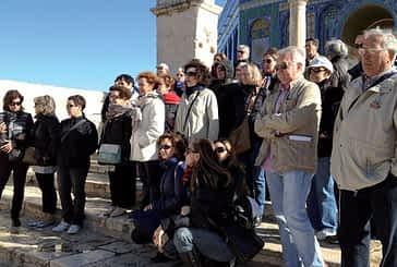 El Ministerio de Turismo de Israel nombra al Coro de la Basílica  del Puy 'Peregrinos del mundo'