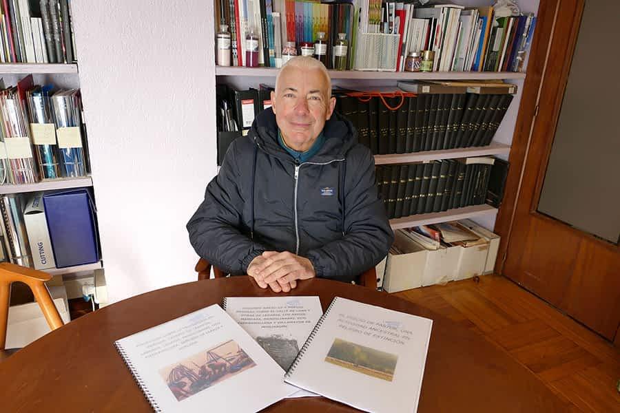 Esteban Ugarte presenta nuevas publicaciones