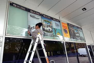 Los cines Los Llanos, listos para recibir estrenos