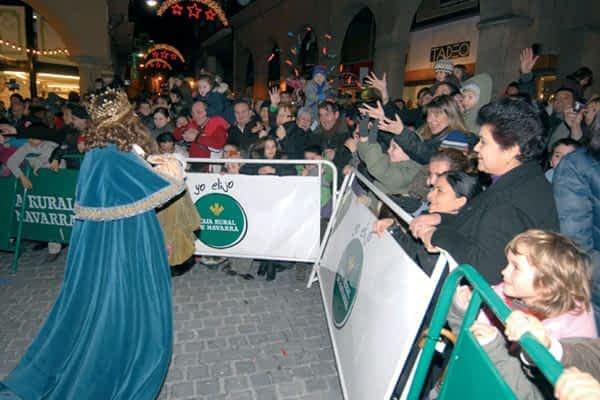 Tarde de Reyes e ilusión