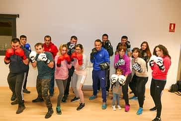 ASOCIACIONES - Club Deportivo de Boxeo - Arróniz se sube al ring