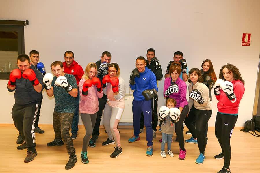 ASOCIACIONES – Club Deportivo de Boxeo – Arróniz se sube al ring