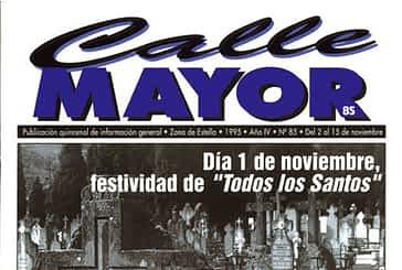 CALLE MAYOR 085 - DÍA 1 DE NOVIEMBRE, FESTIVIDAD DE