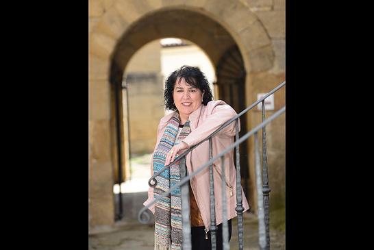 """NUESTROS ALCALDES - Mariví Goñi - Guesálaz - """"Tenemos una población envejecida. Un centro de día es un servicio muy necesario"""""""