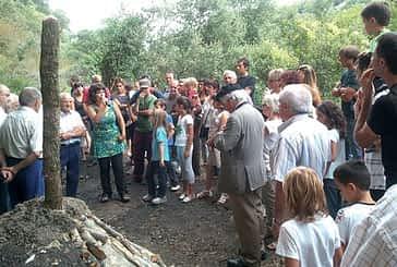 Una jornada de homenaje a los carboneros  de Abárzuza