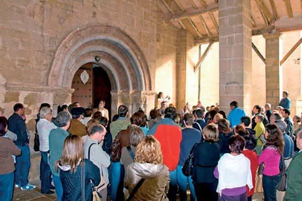 40.000 personas visitaron Tierras de Iranzu a través de su programa de  visitas guiadas