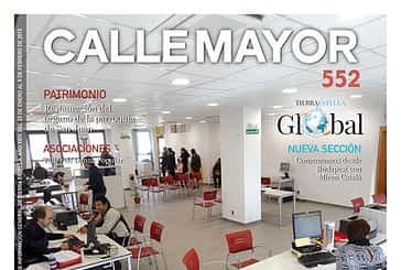 CALLE MAYOR 552 - INAUGURADA LA NUEVA OFICINA DE EMPLEO EN EL EDIFICIO DE LOS JUZGADOS