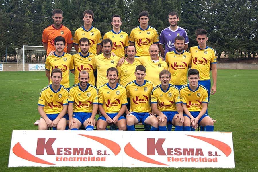 Diez equipos defienden el color amarillo del Ondalán