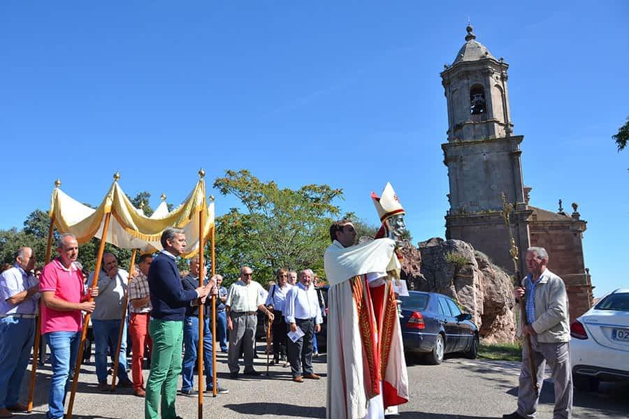 San Gregorio Ostiense acogió a sus cofrades