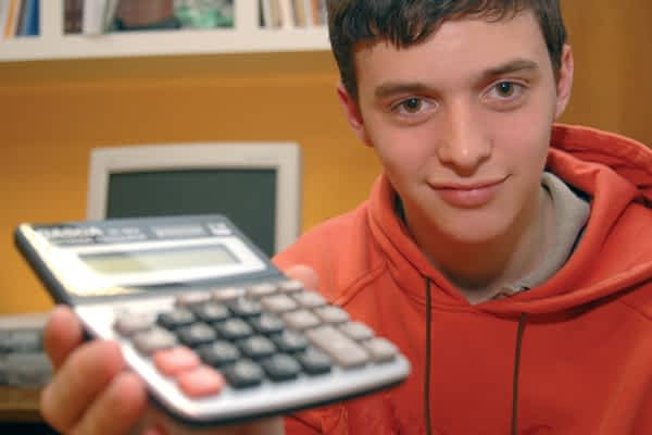 """""""Veo las matemáticas como un pasatiempo"""""""