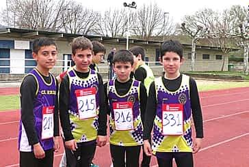 Resultados de los atletas del C.A. Iranzu