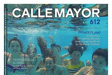 CALLE MAYOR 612 - ESTELLA DA LA BIENVENIDA AL VERANO