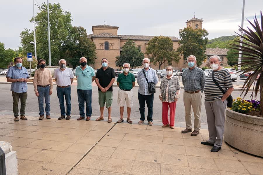 Se abre la matriculación para las clases de la Universidad para Mayores en Estella