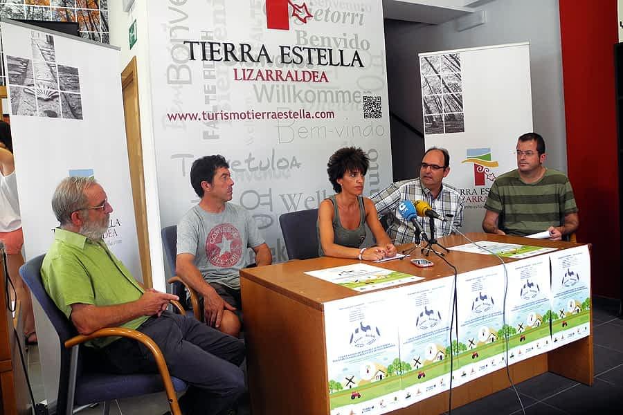 Tercera edición de las ferias artesanales en los campings de Tierra Estella