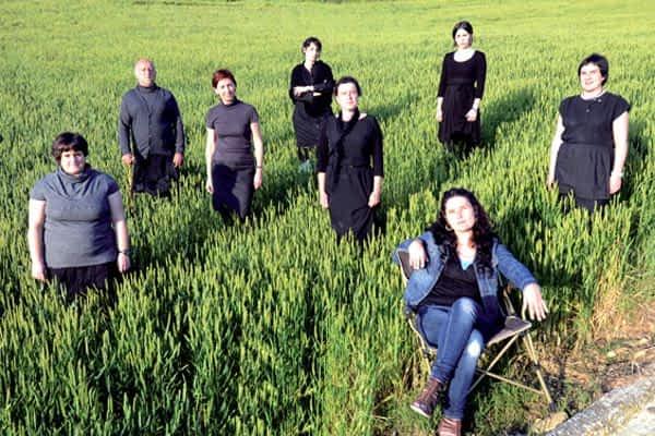 GRUPO 'VALLE DE YERRI'. Teatro para romper la rutina