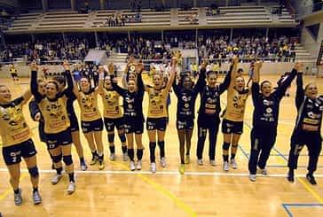 Asfi Itxako consigue su cuarta liga consecutiva
