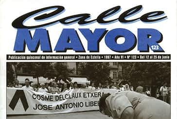 CALLE MAYOR 123 - 500 LAZOS PARA 500 DÍAS DE SECUESTRO