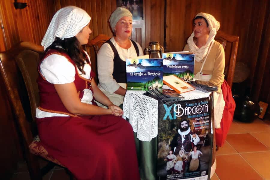Bargota celebra del 17 al 24 de julio su XI Semana de la Brujería