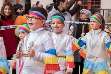 El Carnaval llegó a las aulas