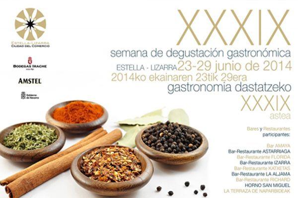 Hasta el domingo 29 se pueden degustar los pinchos de la Semana Gastronómica