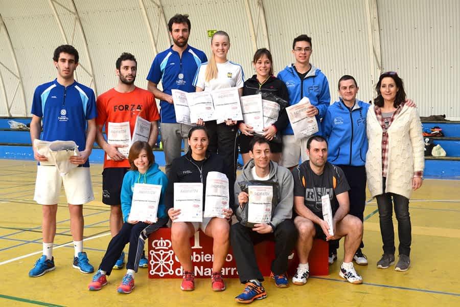 Festival de oros para el Club Estella en el Campeonato Navarro Absoluto