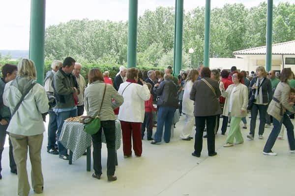 El Polideportivo Municipal de Guesálaz amplía su bar