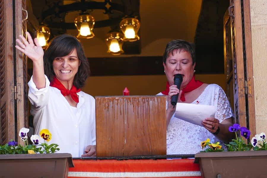 Cirauqui celebró La Cruz por todo lo alto