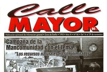 CALLE MAYOR 086 - CAMPAÑA DE LA MANCOMUNIDAD CON EL LEMA:
