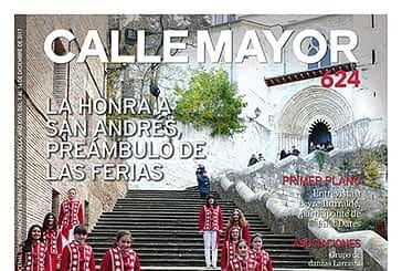CALLE MAYOR 624 - LA HONRA A SAN ANDRÉS, PREÁMBULO DE LAS FERIAS