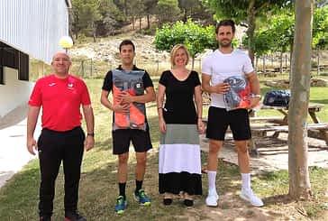 Circuito Tierra Estella del Pádel 2021-Trofeo Ayuntamiento de Ayegui