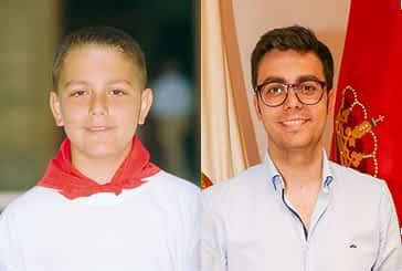 Gonzalo Fuentes, de concejal infantil a alcalde de Estella