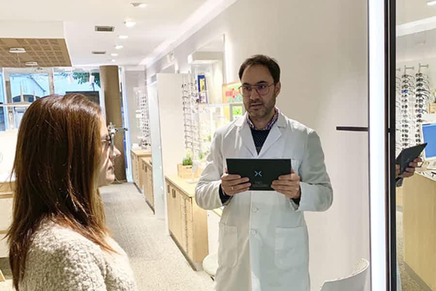 Óptica Lizarra se convierte en un centro Varilux Ambassador