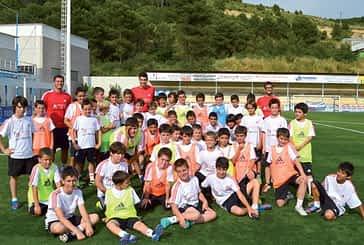 Más de 200 participantes en el II Campus Javi Martínez
