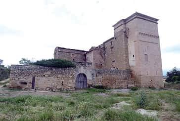 Un incendio causa importantes daños en el deshabitado palacio de Igúzquiza