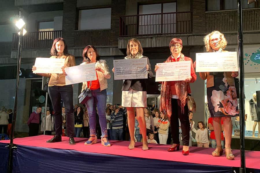 Resultado del 2º sorteo '¡En otoño, Estella-Lizarra está de moda!'