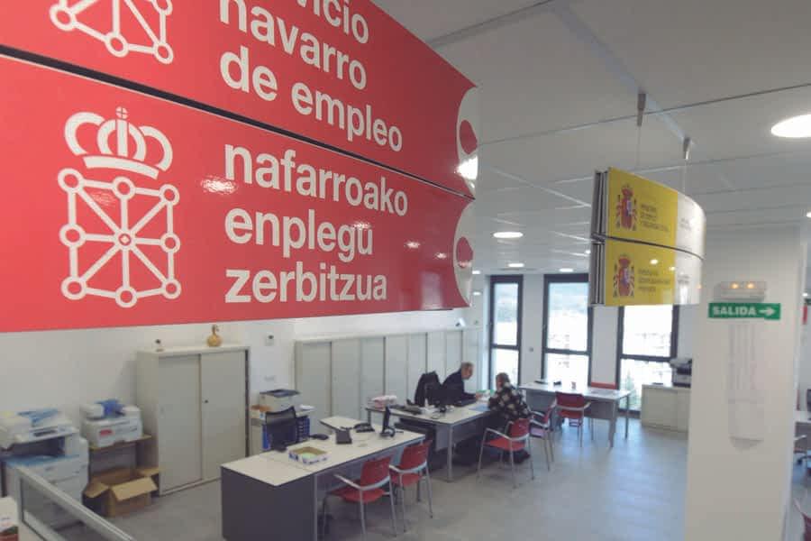 La Agencia de Empleo de Estella se traslada al nuevo edificio de los juzgados
