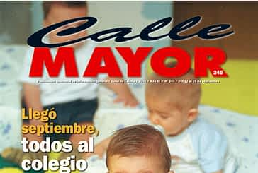 CALLE MAYOR 245 - LLEGÓ SEPTIEMBRE, TODOS AL COLEGIO